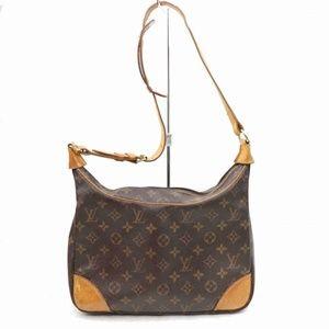 Auth Louis Vuitton Boulogne Bag Shoulder #907L18